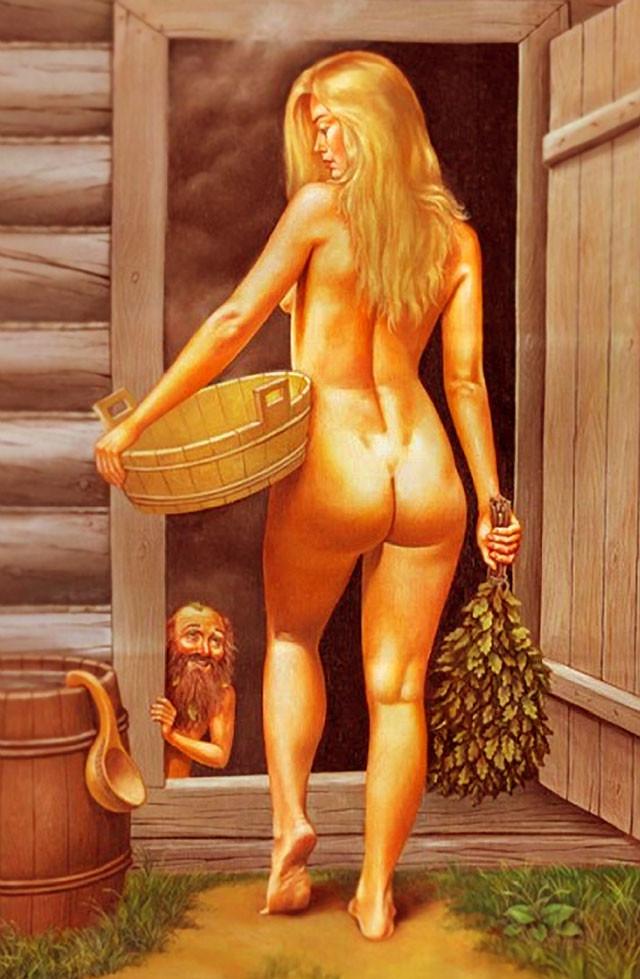 качественное видео из женской бани