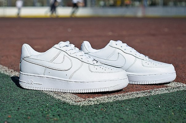 66b7a0f0601c Nike Air Force 1 Low White