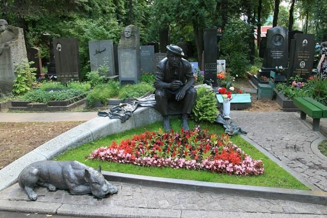 Армянское кладбище Москвызахоронения Армянского кладбища