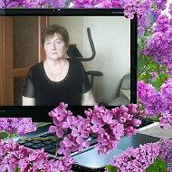 Нина Телегина-Плужнова