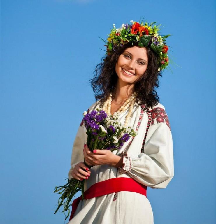 Украинские девчины