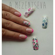 Анастасия Наращивание ногтей