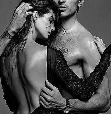 я буду нежно тебя целовать и ласкать твое сильное тело