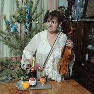Рита Гаврилова-Шелкова