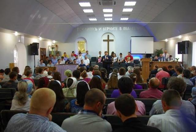 Баптистами знакомство с христианами