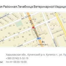 Телефонный справочник города купянск