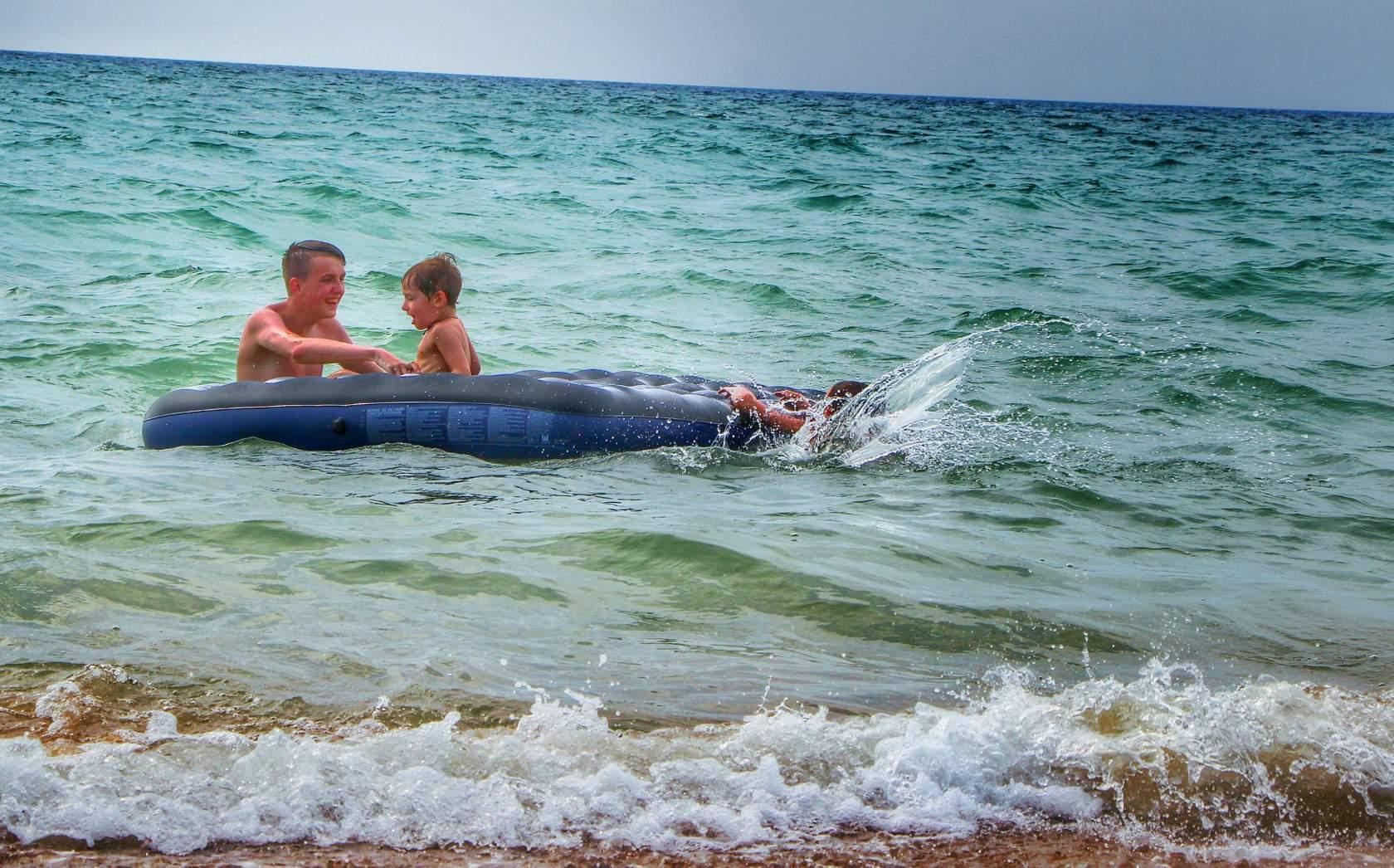 Польза морского отдыха