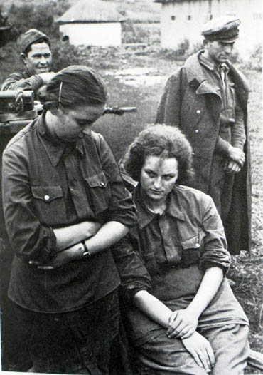 Что вытворяли фашисты спленными женщинами фото 456-447