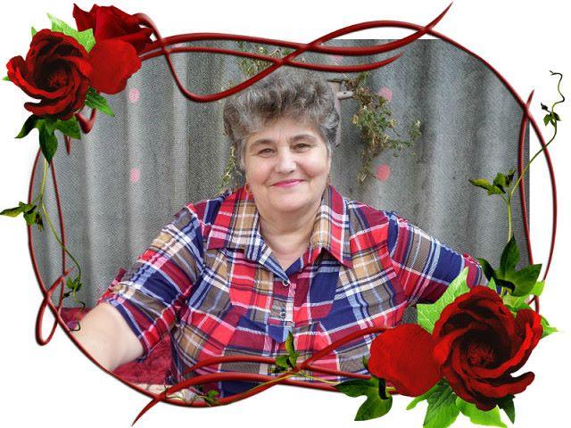 Verbitskaya, 61, Ribnita