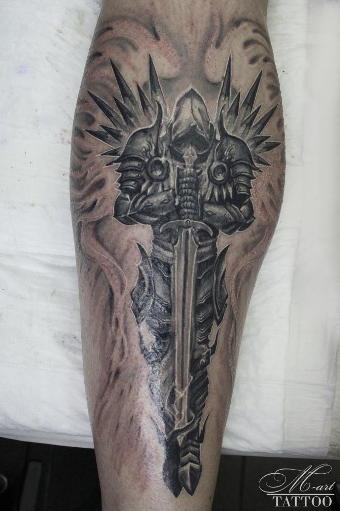 татуировки воинов фото