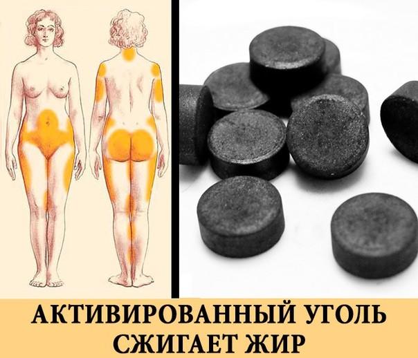Похудеть С Помощью Льняного Масла И Угольных Таблеток