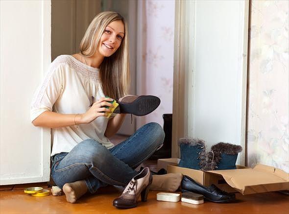 Чистить туфли учительнице фото 703-654