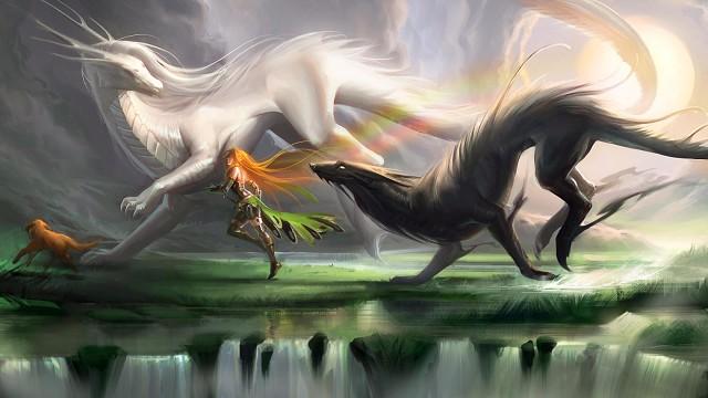 Козерог Дракона И Рыба Тигр