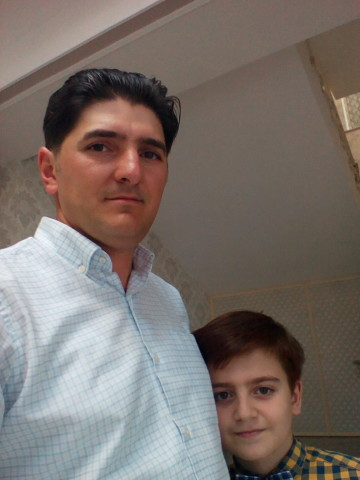 Rustam, 39, Baku