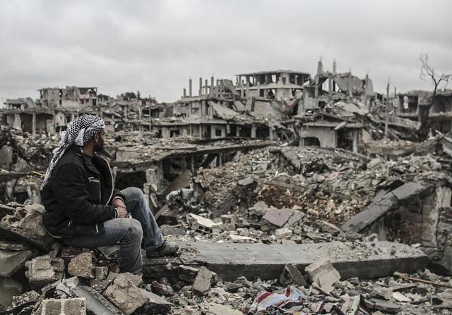 Армия Сирии отвоевала промзону в Дамаске