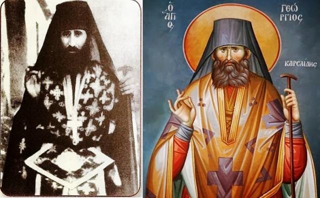 6 ноября - Преподобноисповедник Георгий (Карслидис) | OK.RU