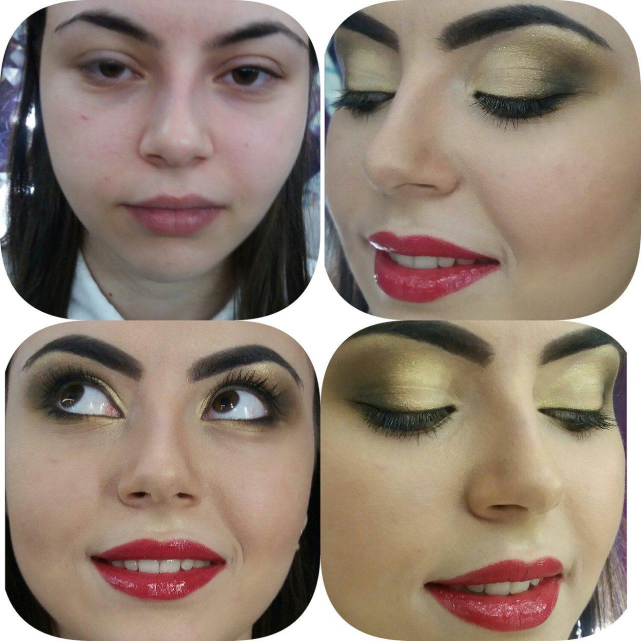 Prestez Servicii De Make Up Profesional Pentru Orice Ocazie Nunți