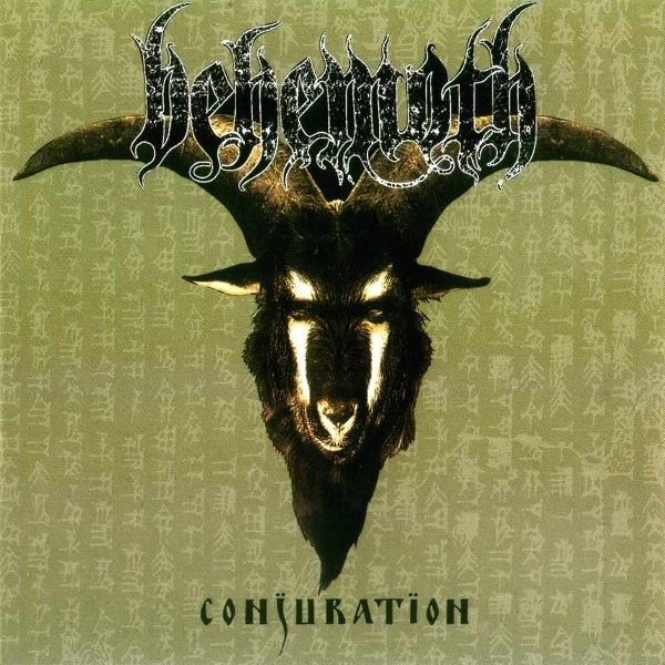 Behemoth - Conjuration (EP)