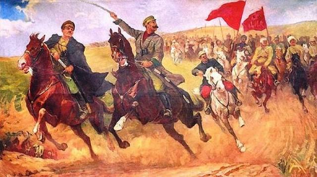 Картинки по запросу 1-я конная армия РККА