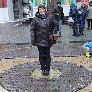 Людмила Лучникова(Желонкина)
