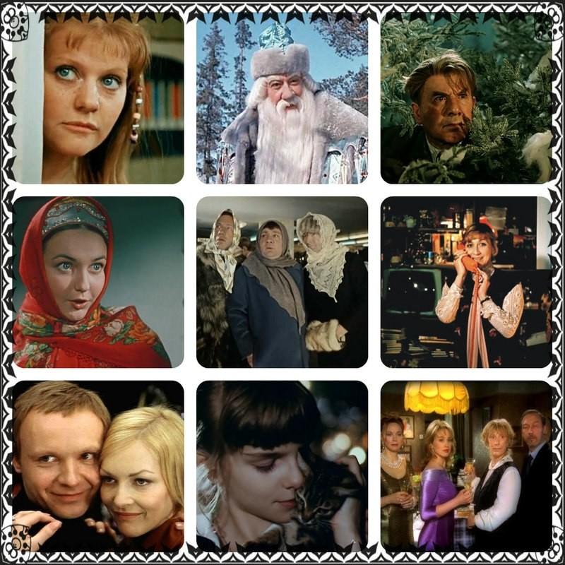 Список советских фильмов разного жанра