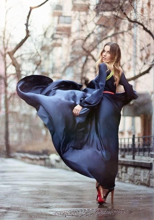 74ac5458e69e С годами я понял , что самое главное в платье - это женщина, которая его  надевает.