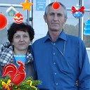 Елена и Леонид Калашниковы(Лена Харина)
