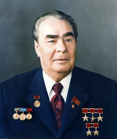 10 ноября - День памяти Брежнева