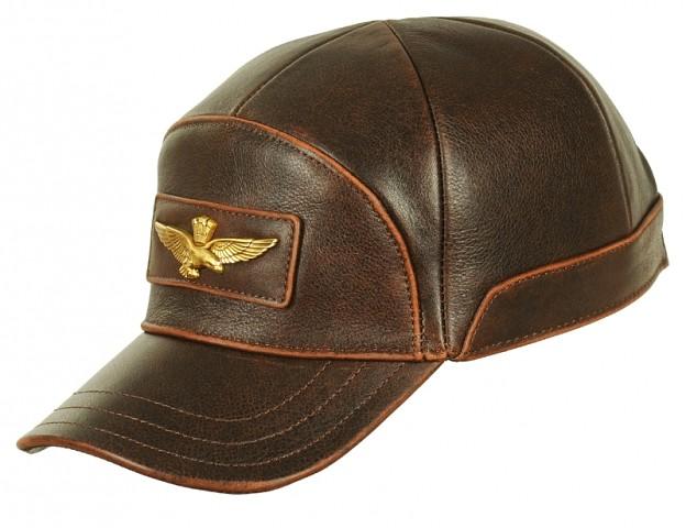 47a7daa2c70 Кепка кожаная MARINA MILITARE - название кепки взято одного из видов ...
