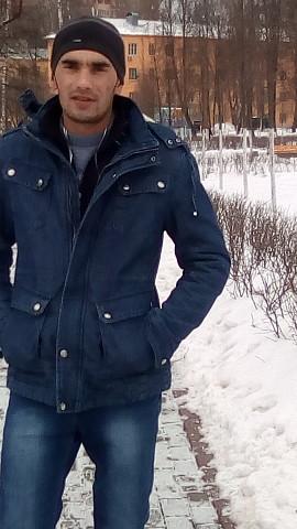 XURSHID, 26, Moskva
