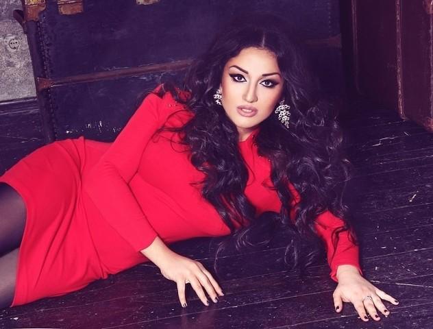 Молодая армянка на веб фото 236-889