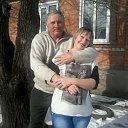 Василий и Ольга Щербаковы