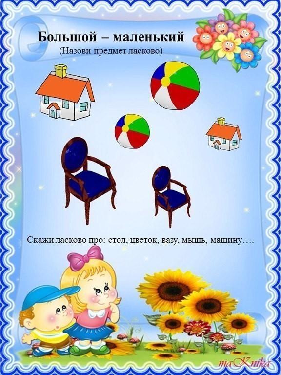 Игры в картинках для активизации речи