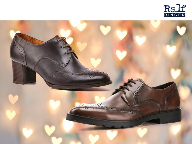 В тренде сочетающаяся обувь для влюбленных! Найдите вашу