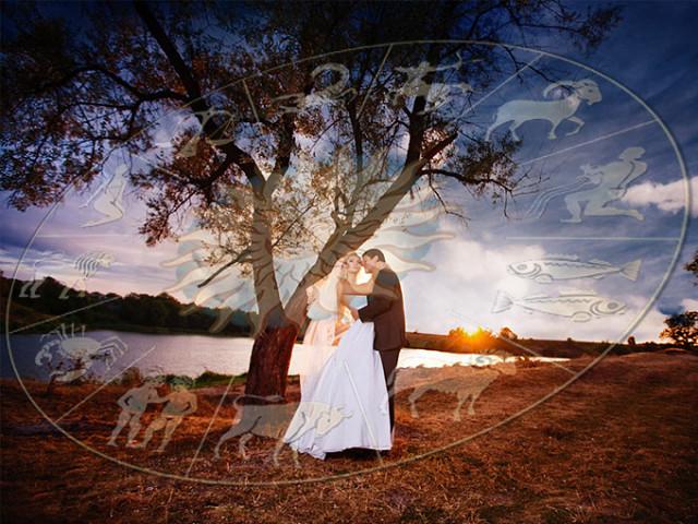 Гороскоп на женитьбу
