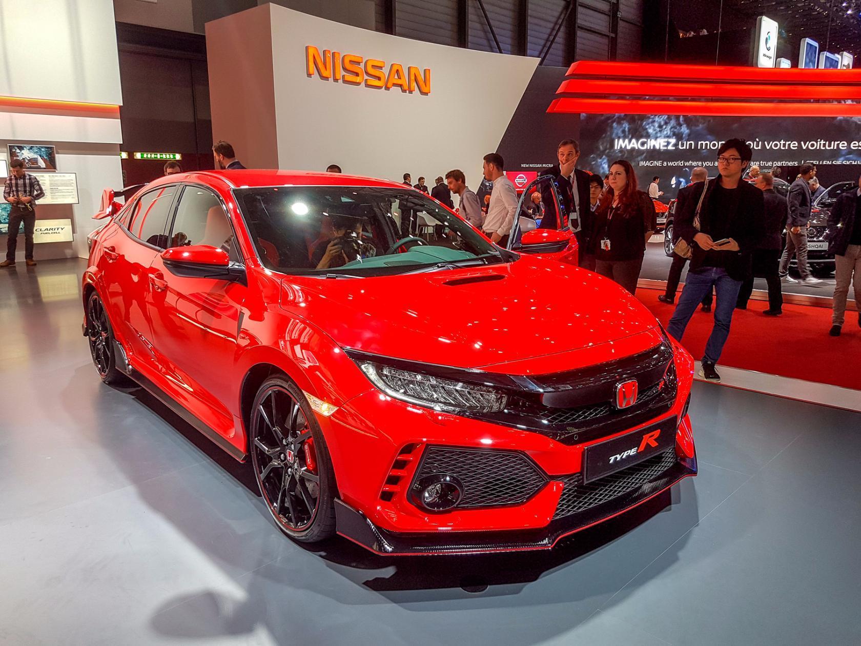 Honda Civic — представлена очень «злая» версия!