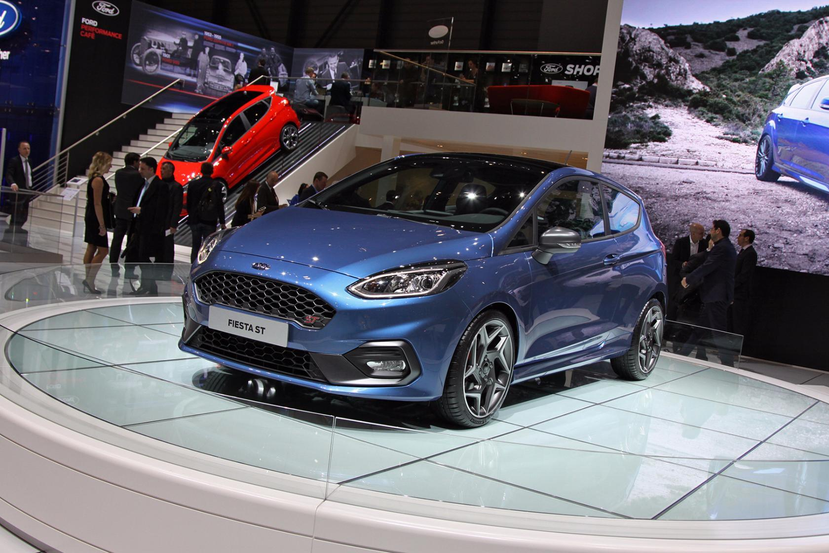 Новый Ford: 200 «лошадей» с трех цилиндров