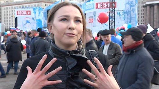 Откровение крымчанки: Путин подарил нам мечту