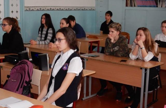 Кошелева в школе №76