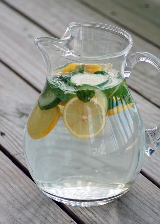 Вода для похудения сасси рецепт