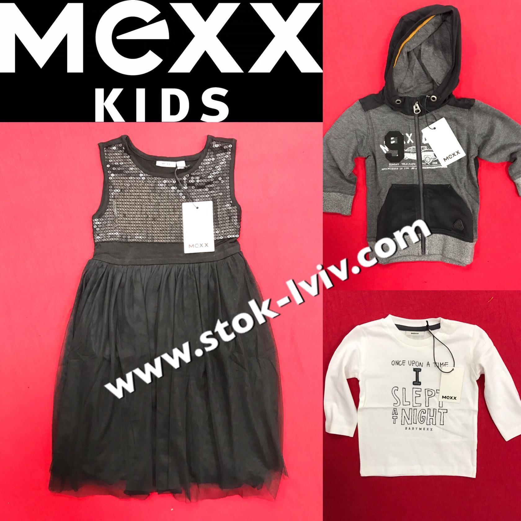 c42e58c674b1 Детская одежда сток Mexx. Сезон - весна лето. Одежда для детей от 2 до 12  лет. Цена 4,75 € ед. Продажа в лотах по 50 ед. Отправка по всей Украине  через ...