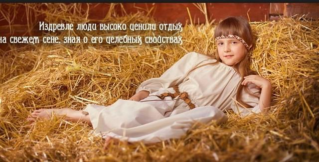 Хорошо с крестьянкой на сеновале фото 194-869