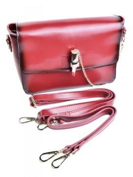 7abeaaf9569b Оригинальные женские сумочки из натуральной кожи с застежкой в виде губной  помады на linven.com.ua · ••• · •••