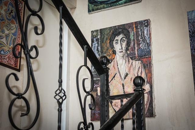 Одноклассники Картина Льва Баяхчева Дипломная работа Триптих Маяковского у него получилась блестящей После того как дипломная работа побывала на выставке в музее