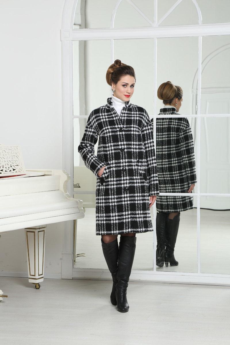 """f3ae84230ab Рассмотрим отдельные модели пальто и курток бренда """"Симпатика"""""""