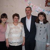 Николай и Ольга Сас