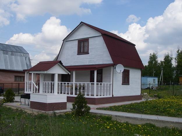 крыша, как сделать крышу, дом