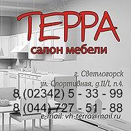 Салон мебели ТЕРРА (Гостиный двор)