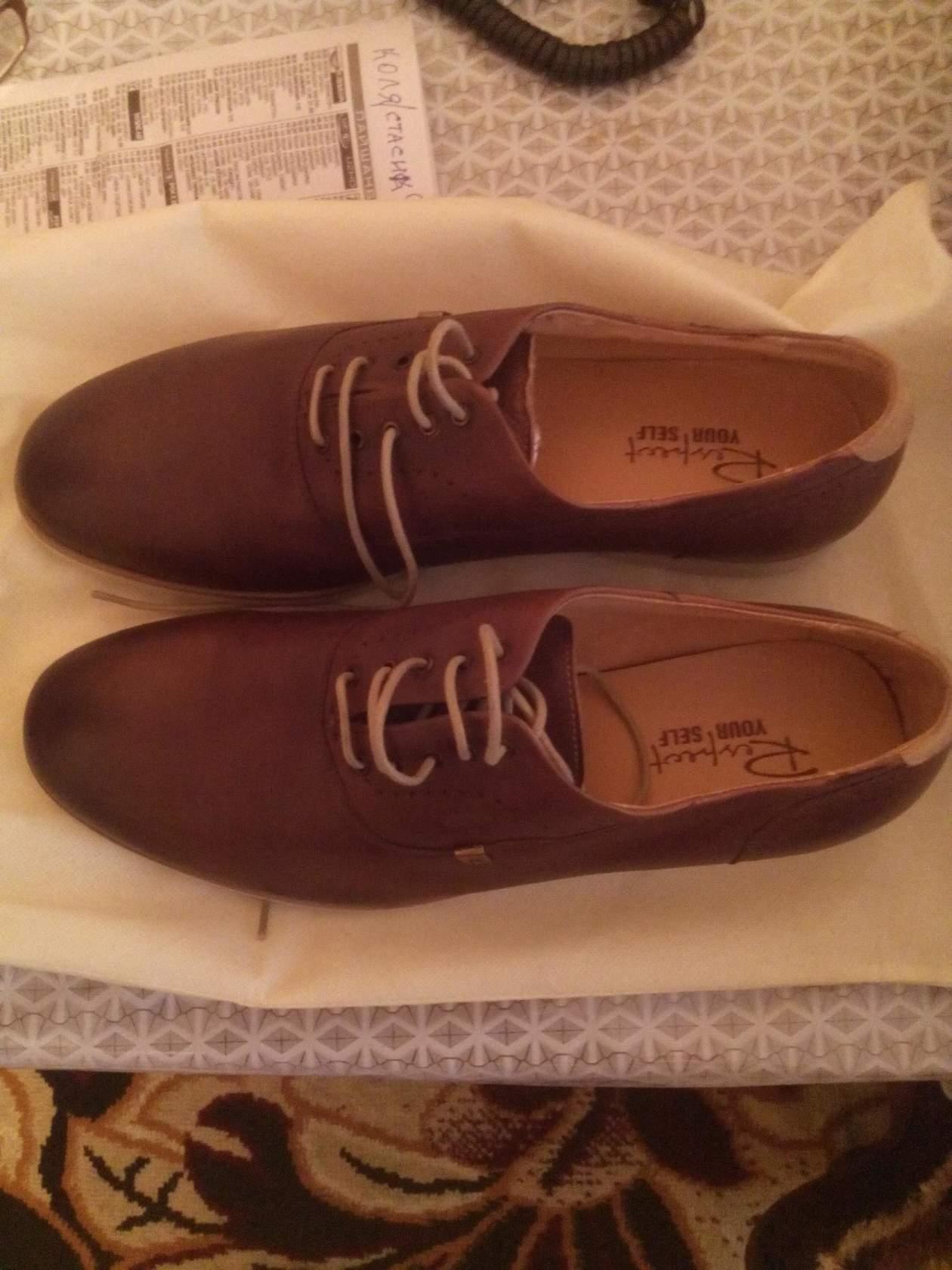 9cce79792 Продаются мужские туфли 43 р привезены из Москвы фирмы Респект цена 350  новые чистая кожа. Звонить 93 9702917