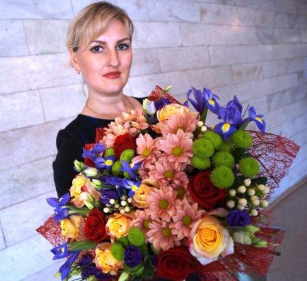 Ольга Чекрыжова